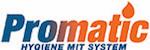 Promatic - Hygiene mit System-Logo