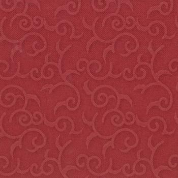 "Serviette ROYAL COLLECTION ""CASALI"" bordeaux 40 x 40cm , 600 St. /VE"